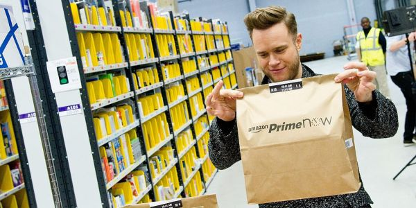 Amazon just hit an all-time high as Prime Day kicks off