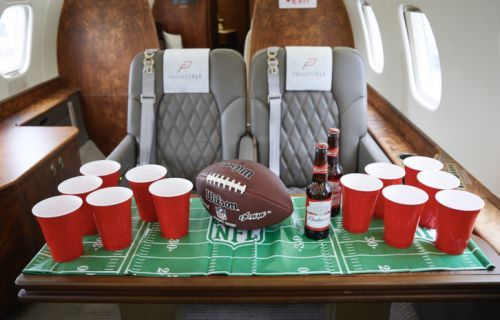 PrivateFly Lauches Super Bowl 2020 Private Jet Party