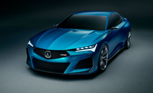 The New Acura Type S Concept Is Starting To Look Like The Acura We Miss