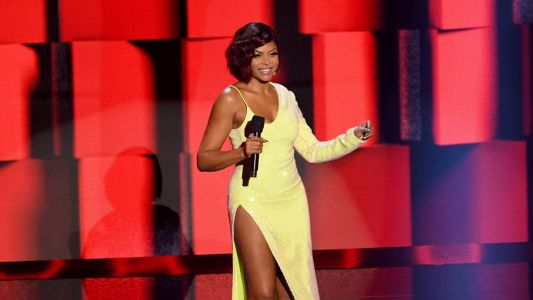 Taraji P. Henson's Best Fashion Moments At The 2020 AMA's