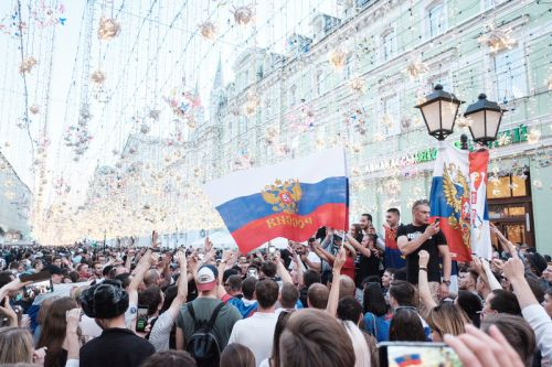 2018 FIFA World Cup Is Already Causing a Beer Shortage In Moscow