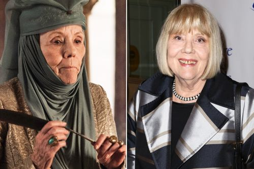 'Game of Thrones' star Diana Rigg is back on Broadway