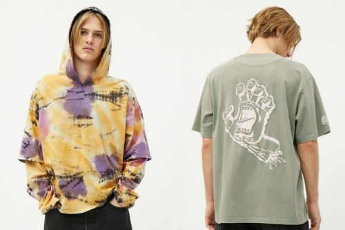 Weekday and Santa Cruz Celebrate Californian Lifestyle For SS20