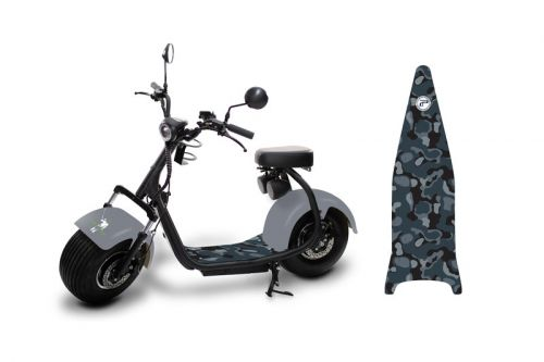 Ride the Golf Course in Style With the William Murray Golf PHAT Scooter