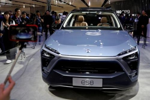 Chinese Tesla rival NIO files for $1.8 billion IPO in the U.S