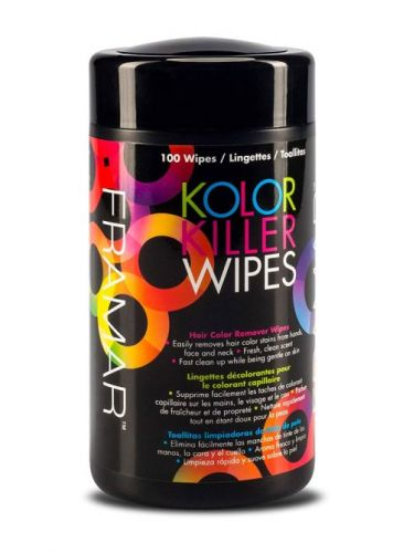 The Best Hair Color Remover Wipes for Messy Spills at Home