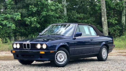 At $5,995, Will This Survivor 1991 BMW 318i Convertible Survive Our Scrutiny?