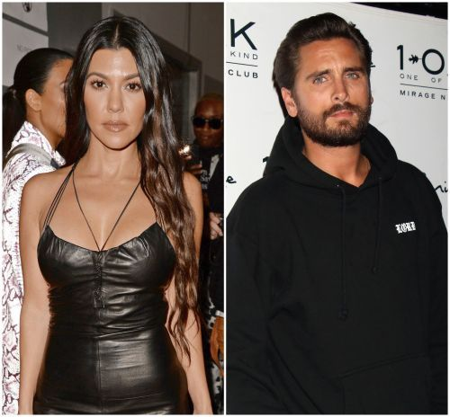 Pregnant? Kourtney Kardashian's Family Teases She's Expecting Baby No. 4 With Ex Scott Disick in 'KUWTK' Season 19