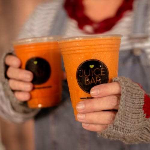 "I Love Juice Bar Debuts New Fall LTO: ""Save the Pumpkins"""