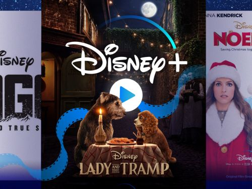"All the new movies you can watch on Disney+ - from the live-action ""Lady and the Tramp"" to holiday comedy ""Noelle"""