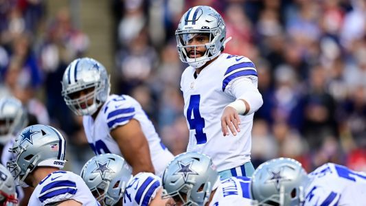 Why Dak Prescott's touchdown was overturned, ruled a fumble in Cowboys vs. Patriots