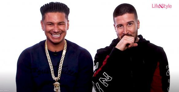 'Double Shot at Love' Stars Pauly D and Vinny Share Their Best Dating Advice