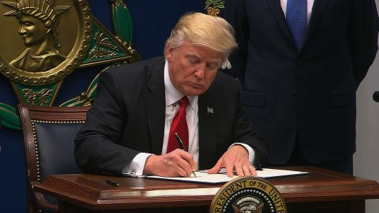 Trump administration announces new travel ban affecting 8 countries