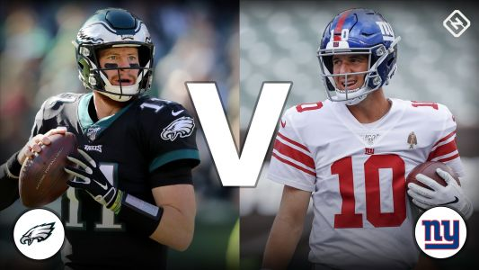 What channel is Eagles vs. Giants on today? Schedule, time for 'Monday Night Football' game