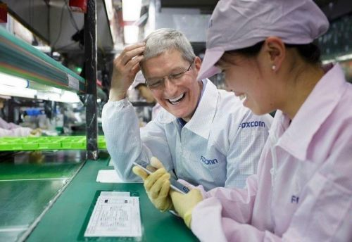 Apple partner Wistron has opened its third iPhone factory in India