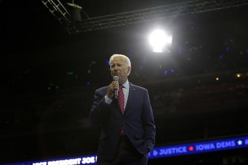 In Iowa, Biden confronts a growing threat: Pete Buttigieg