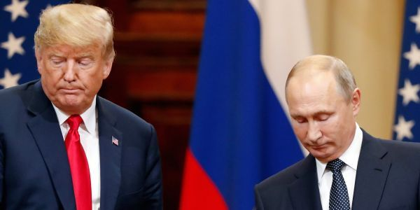 'An absolute disgrace': Republicans blast Trump for his 'disgusting' press conference with Putin