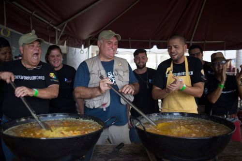 Chef José Andrés Won't Wait for Permission to Feed the World's Hungry