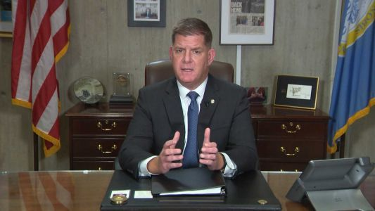 LIVE at 11 a.m.: Boston Mayor Marty Walsh goes 'On The Record'