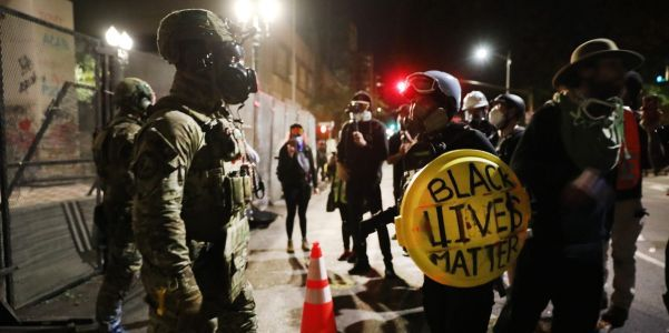 Oregon lawmakers demand answers after a report alleges that the Trump administration spied on protesters' electronic communication