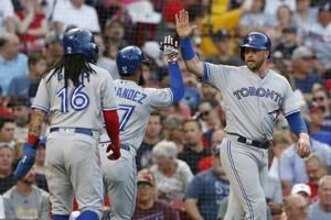 Hernández, Gurriel lead Blue Jays to 10-4 win over Red Sox