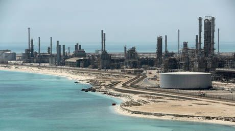 Saudi Aramco profits crash 73% as coronavirus sinks oil market