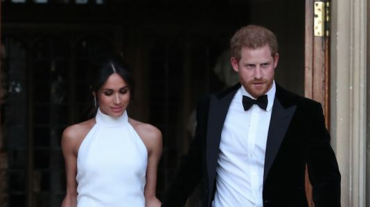 A Signature Drink, Fireworks, and More: Inside the Royal Wedding Evening Reception