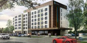 InterContinental Hotel Group opens new property for the first time in Georgia