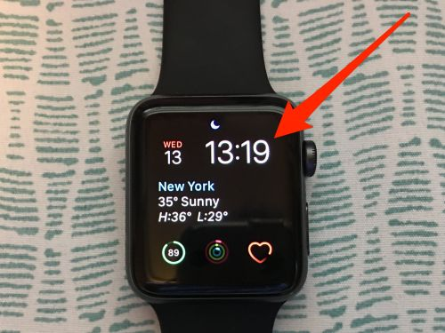 How to change your Apple Watch to military time in 4 steps, using the Watch app on your iPhone