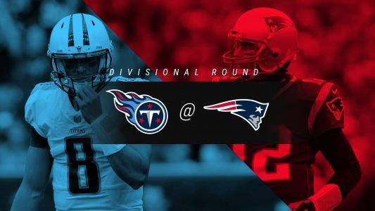 Titans vs. Patriots: Live updates from divisional playoff game in New England