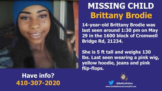 Police need help locating missing 14-year-old girl last seen in May