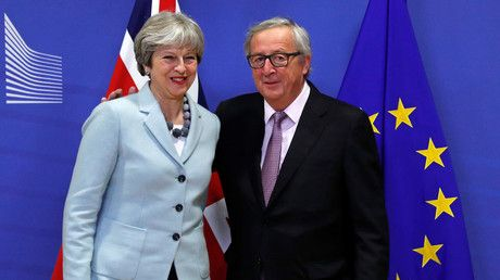 Confirmed! Brexit deal brokered between May and EU - no hard border for Ireland