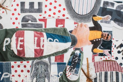 Visvim Covers the Art of Collaging in Latest Dissertation