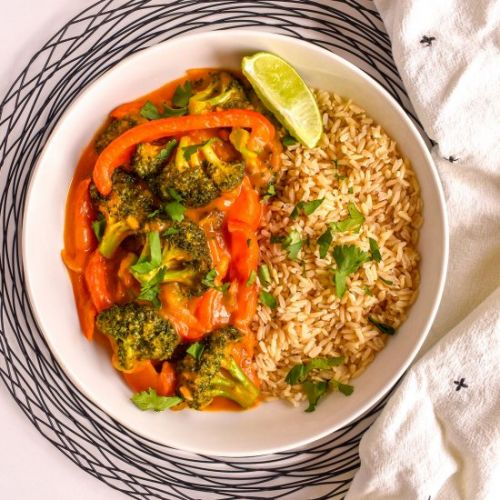 Butternut Thai Red Curry
