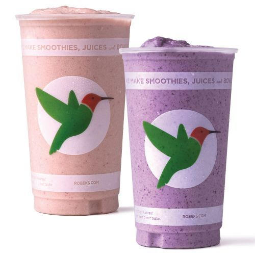 Robeks Introduces Low Sugar Smoothies