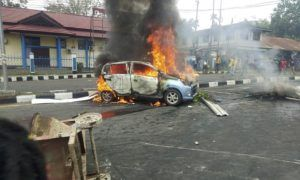 Violent protests in Indonesia's West Papua region