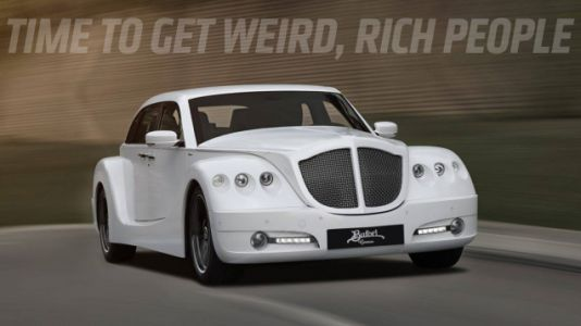 Important Reminder: Bufori Is a Company That Exists, and If You're Rich You Get One Instead of Some Boring-Ass Benz or Whatever