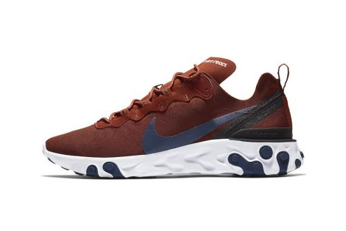 Nike's React Element 55 Gets Dressed in Fall Hues