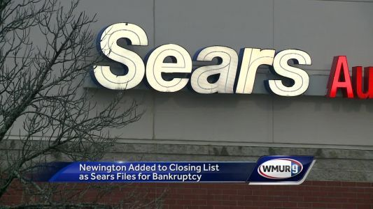 NH stores affected by Sears bankruptcy