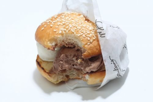 Morgenstern's New Ice Cream Burger Is As All-American As It Gets