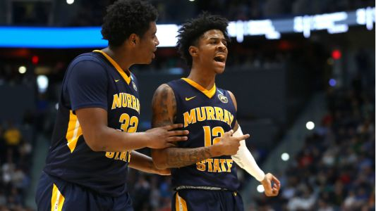 March Madness 2019: Ja Morant dunks all over Marquette amid big Murray State run