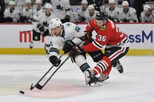 Blackhawks agree to extensions with F Highmore, G Lankinen