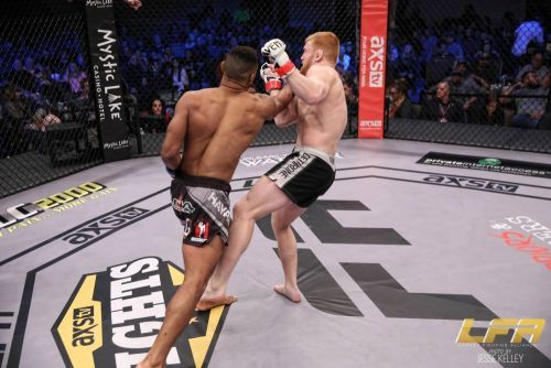 Demarques Jackson expects dog fight against Mark Lemminger at Bellator 260