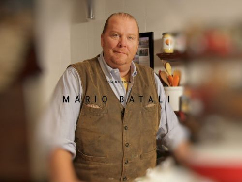 Mario Batali's Website Adds, Then Removes, Hint of a Comeback