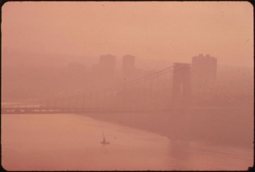 Vintage EPA photos reveal what New York City looked like before the US regulated pollution