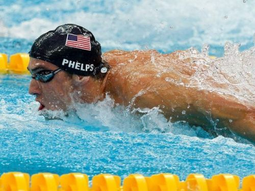 Michael Phelps says mental health is new passion