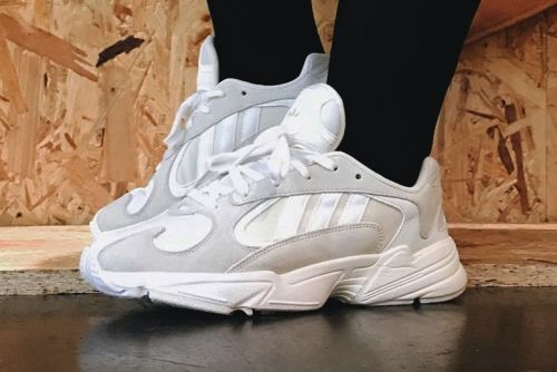 An On-Feet Look at the adidas Yung 1