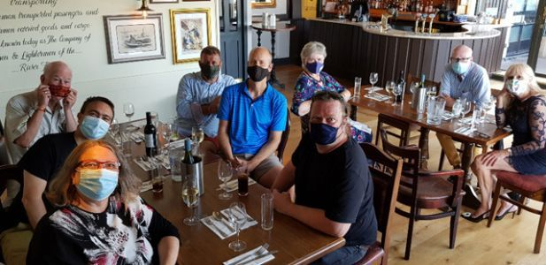 July 2021 Update From the United Kingdom TCC Chapter