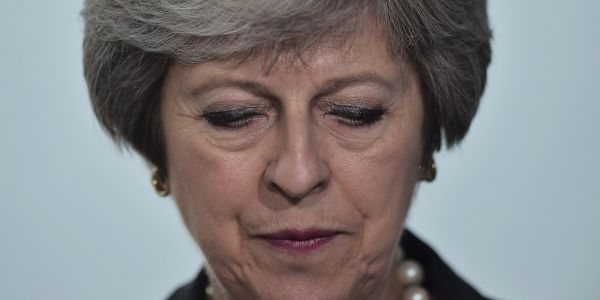 A no confidence vote has been triggered in Theresa May