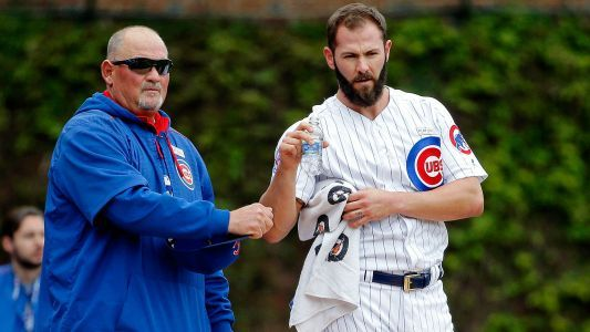 Cubs reportedly fire pitching coach Chris Bosio